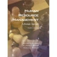 Human Resource Management A Strategic Approach