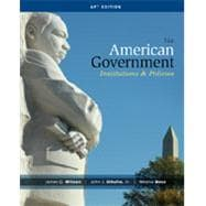 American Government Institutions & Policies (Advanced Placement Edition, 14th)