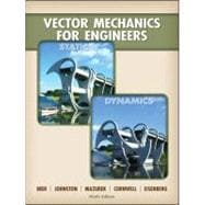 Vector Mechancis for Engineers : Statics and Dynamics + CONNECT Access Card for Vec Mech S&D