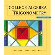 Graphical Approach to College Algebra & Trigonometry, A