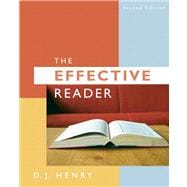 Effective Reader (with MyReadingLab Access ) Value Pack (includes Effective Vocabulary and What Every Student Should Know about Study Skills)