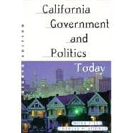California Government and Politics Today