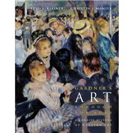 Gardner�s Art through the Ages A Concise History of Western Art (with CD-ROM)