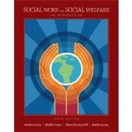 Social Work and Social Welfare An Introduction