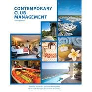 Contemporary Club Management with Answer Sheet (AHLEI) 3e