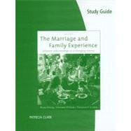 Study Guide for Strong/DeVault/Cohen�s The Marriage and Family Experience: Relationships Changing Society