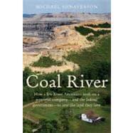 Coal River 9780374125141R