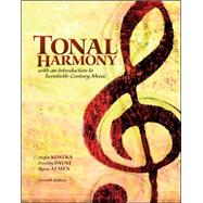 Tonal Harmony, 7th Edition