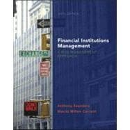 Financial Institutions Management : A Risk Management Approach