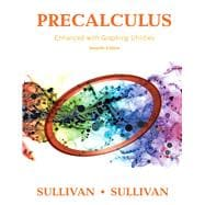 Precalculus Enhanced with Graphing Utilities Plus MyMathLab with Pearson eText -- Access Card Package