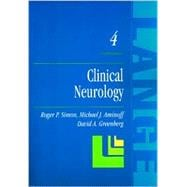 Clinical Neurology : A Lange Medical Book