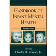 Handbook of Infant Mental Health, Second Edition