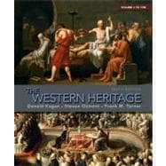 The Western Heritage Volume 1