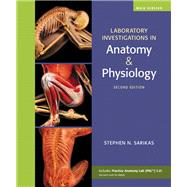 Laboratory Investigations in Anatomy and Physiology, Main Version