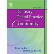 Dentistry, Dental Practice, and the Community