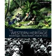 The Western Heritage Volume 2