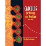 Calculus for Biology and Medicine