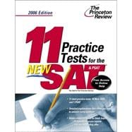 11 Practice Tests for the New SAT and PSAT, 2006 Edition
