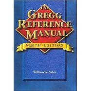Grade: Gregg Reference Manual (Correx)
