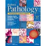 Rubin's Pathology Clinicopathologic Foundations of Medicine