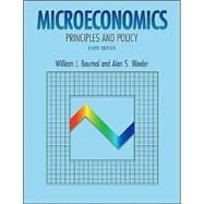 Microeconomics With Infotrac: Principles and Policy