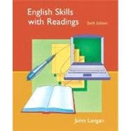 English Skills with Readings: Text, Student CD, OLC Bind-In Card