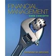 Financial Management : Core Concepts