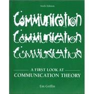A First Look at Communication Theory with Conversations CD-ROM