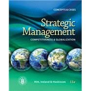 Strategic Management: Concepts, 11e