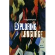 Exploring Language
