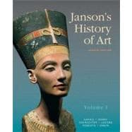 Janson's History of Art The Western Tradition, Volume I