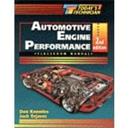 Today's Technician Automotive Engine Performance Classroom/Shop Manual (2 Volume Set)