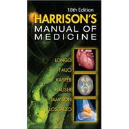 Harrisons Manual of Medicine, 18th Edition
