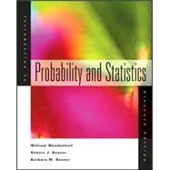 Introduction to Probability and Statistics With Infotrac