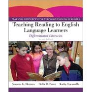 Teaching Reading to English Language Learners Differentiated Literacies