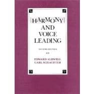 Harmony and Voice Leading/1 Volume Edition