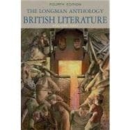 The Longman Anthology of British Literature, Volume II