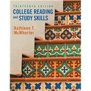 College Reading and Study Skills Plus MyReadingLab with Pearson eText -- Access Card Package