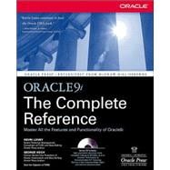 Oracle9i : The Complete Reference