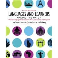 Languages and Children: Making the Match: New Languages for Young Learners
