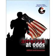 America at Odds (with CD-ROM and InfoTrac)