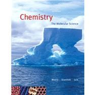 Chemistry The Molecular Science (with CengageNOW 2-Semester Printed Access Card)