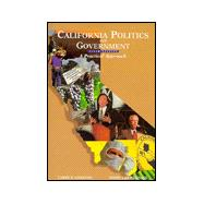 CALIFORNIA POLITICS & GOVERNMENT 5E