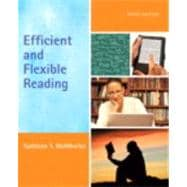 Efficient and Flexible Reading (with MyReadingLab with Pearson eText Student Access Code Card)