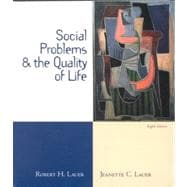 Social Problems and the Quality of Life (8th)
