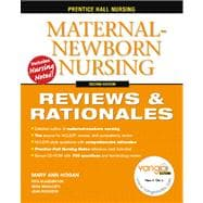 Matrnl Newborn Nursg&Review&Ratnls&Wrkbk Pk
