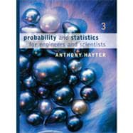 Probability and Statistics for Engineers and Scientists, 3rd Edition