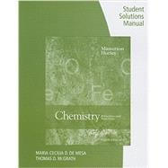 Student Solutions Manual for Masterton/Hurley's Chemistry: Principles and Reactions, 8th