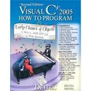 Visual C# 2008 How to Program