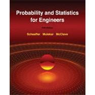 Probability and Statistics for Engineers, 5th Edition
